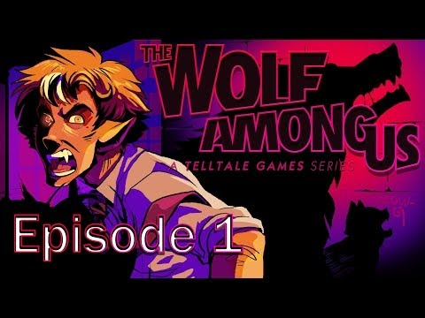 "Mega Hour of Power - The Wolf Among Us Episode 1 ""Faith"" FULL Playthrough w/ SSoHPKC - All In"