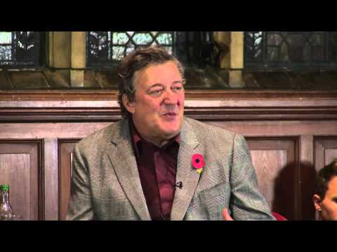 Stephen Fry - Education, Literature and Film
