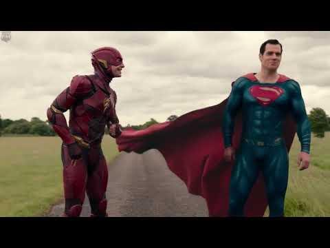 閃電俠vs超人 正義聯盟片尾彩蛋完整版HD