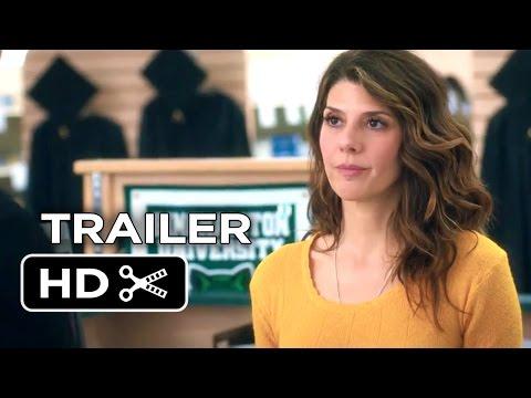 The Rewrite Official Trailer #1 (2014) - Marisa Tomei, Hugh Grant Romantic Comedy HD