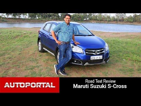 Maruti Suzuki S-Cross Test Drive Review - Autoportal