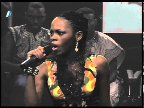 Chidinma Ekile Performs 'ekwe' By Onyeka Onwenu video