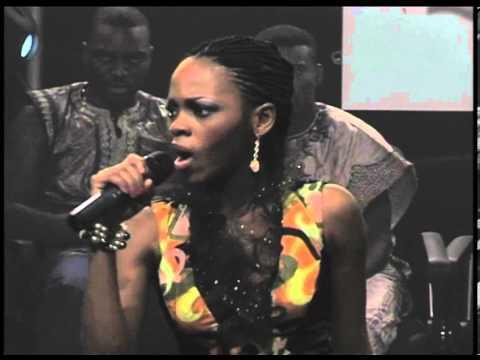 Chidinma Ekile performs Ekwe by Onyeka Onwenu