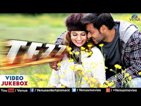 Tezz Video Jukebox  ajay Devgan, Anil Kapoor, Zayed Khan, Kangana Ranaut, Sameera Reddy  video