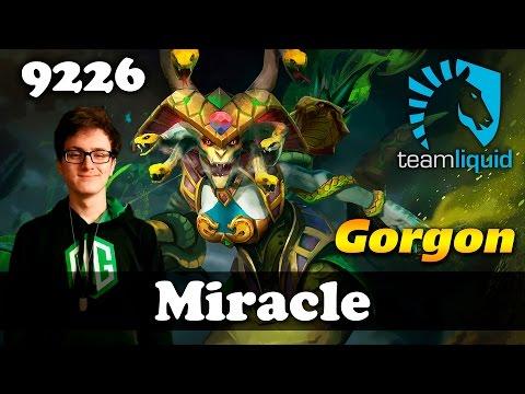 Miracle Medusa Gorgon | 9226 MMR Dota 2