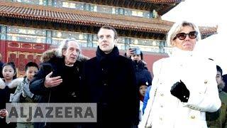 China, France sign huge trade deals 🇨🇳