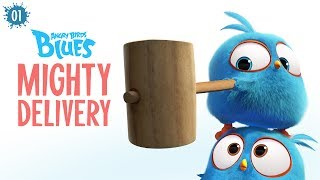 Angry Birds Blues | Mighty Delivery - S1 Ep1