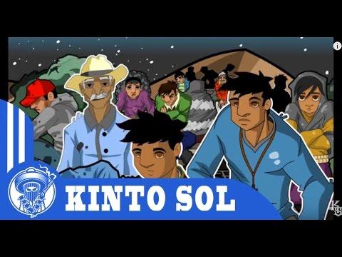 letra de cancion de kinto sol:
