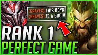 HOW TO PLAY UDYR PERFECTLY IN SEASON 9! RANK 1 UDYR WORLD GAMEPLAY! - League of Legends