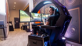 Acer's $10,000 Gaming Cockpit is Insanely Cool - CES 2019