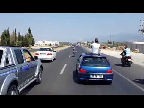 turgutlu düz mobylet yarışı umut&ismail