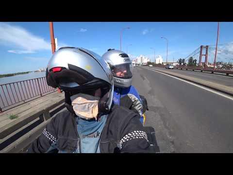 Südamerika Motorradreise 2016 /17 Teil 2 von Uspallata bis Mercedes, Chile Motoaventura