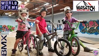 """Kids"" Indoor Skate Park Adventure"