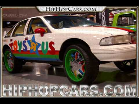 BIG RIMS & CANDY PAINT Video