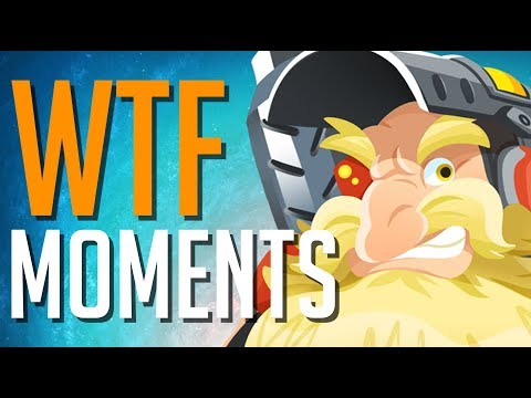 OVERWATCH WTF & FUNNY MOMENTS #90 HALFLING