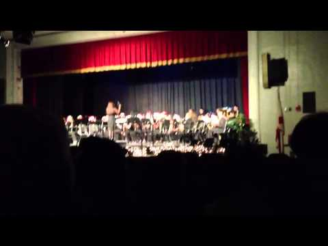 Lakeview Middle School Symphonic band
