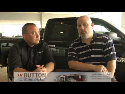 Dodge Ram 1500 at Button Motors