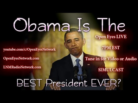 Mandela Effect Examples - Is Obama is the BEST President EVER?  - Open Eyes 06-27-16