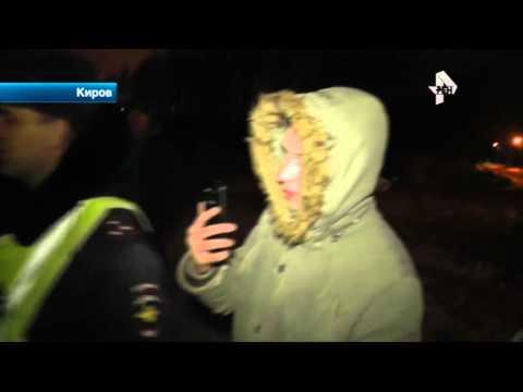 В Кирове пьяная автоледи хотела обмануть сотрудников ДПС