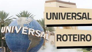 ROTEIRO UNIVERSAL STUDIOS E ISLANDS OF ADVENTURE// PARTE 1 - Vai Pra Disney?