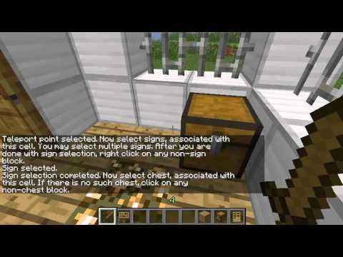 Jail Como instalar e usar Comandos  [Minecraft] [Plugin] [Tutorial] [Maratona]