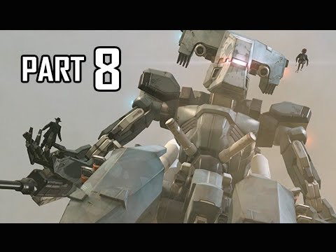 Metal Gear Solid 5 The Phantom Pain Walkthrough Part 8 - Sahelanthropus (MGS5 Let's Play)