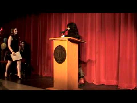 "Lindsay Coda's Senior Speech ""Moral Courage"" - Phoenix Country Day School"