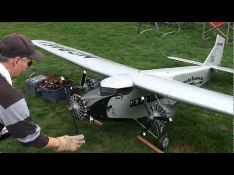 Ford Tri Motor Plane Crash