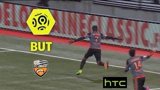 But Arnold MVUEMBA (90' +4) / AS Nancy Lorraine - FC Lorient (2-3) - / 2016-17