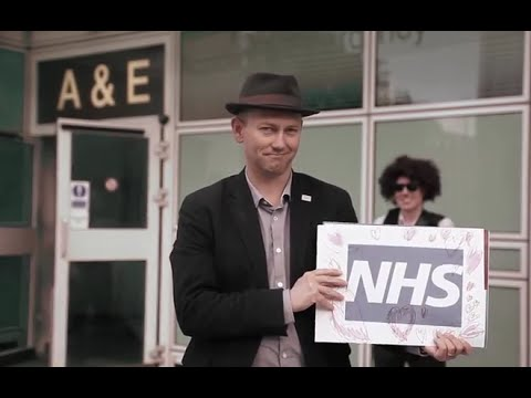 """Love You NHS"" Music Video"