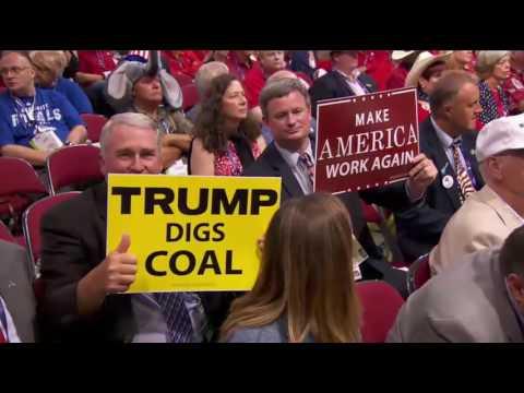 Donald Trump Jr Republican National Convention Speech 7/19/16