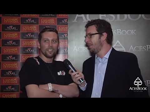 Acesbook: TiltPoker Cup Day1B –  Andrea Calesso  e  Massimiliano Triches Team Pro Slot Village