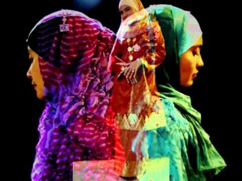 Muslimah Fashion - Baju Kurung Pahang, Shawls & Accessories