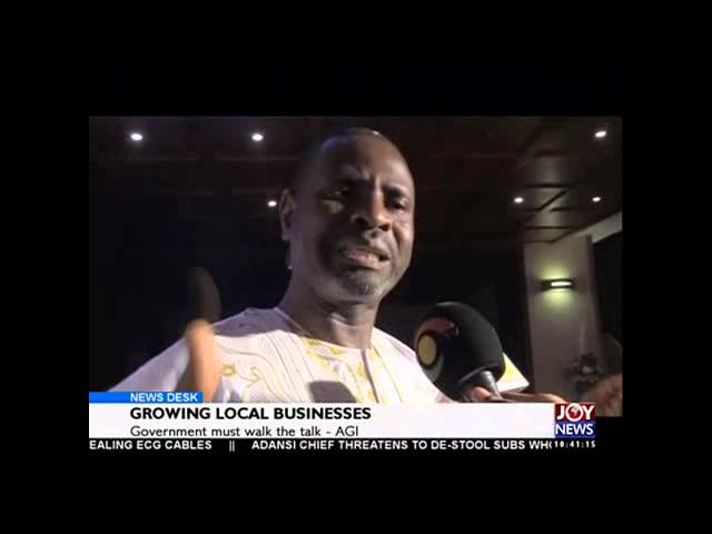 Mutual funds - News Desk on Joy News (24-11-15)