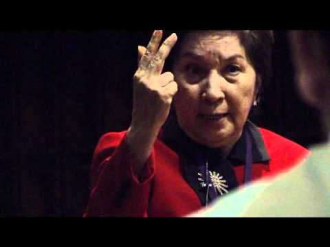A Challenge to UP Students by Prof. Solita Monsod