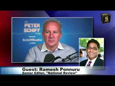 Ben Bernanke, Jobs-Saving Superhero? Ramesh Ponnuru vs. Peter Schiff