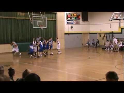 FHS JV Wildcats v. Rocky Bayou Christian School Knights - 01/02/2013