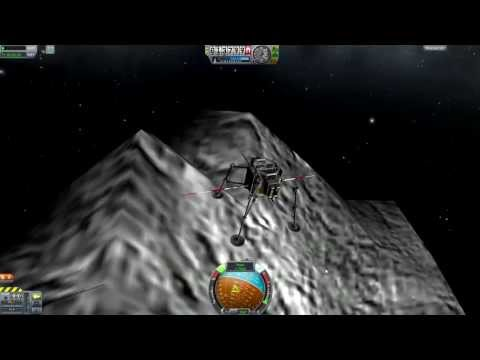 Kerbal Space Program - Killer Asteroid Part 3 - Science Mission