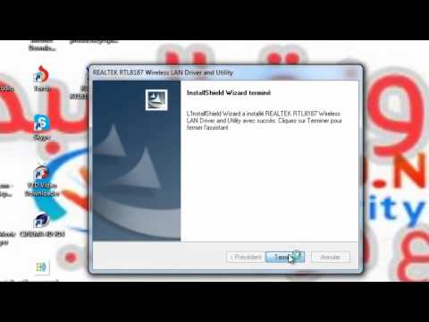 Linux Realtek Wireless Pack Driver Installing