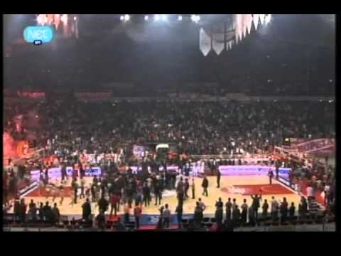 Olympiakos 2012 Euroleague Final - Road to Final