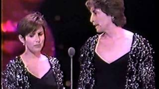 Carrie Fisher and Martin Short on the Oscars