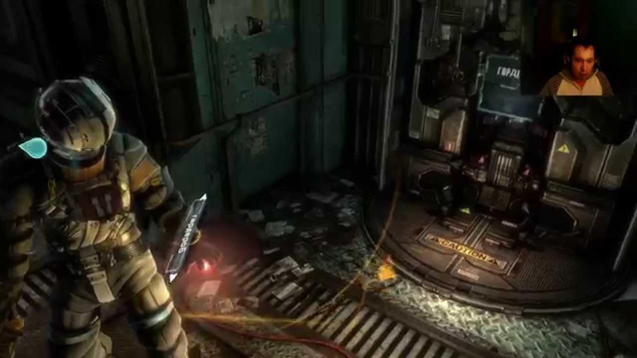 прохождение игр dead space 2 видео