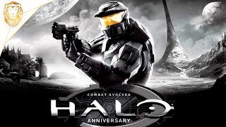 Halo: Combat Evolved Anniversary   Halo Marathon! Master Chief! A LEGENDARY Story!   Part 1