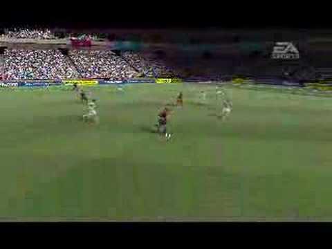 Bellissimo gol di Conti a FIFA08!