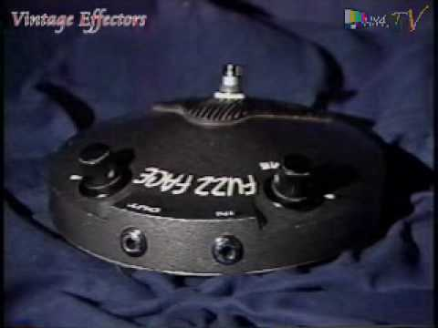 【石橋楽器店】Vintage Effectors「DALLAS Fuzz Face」