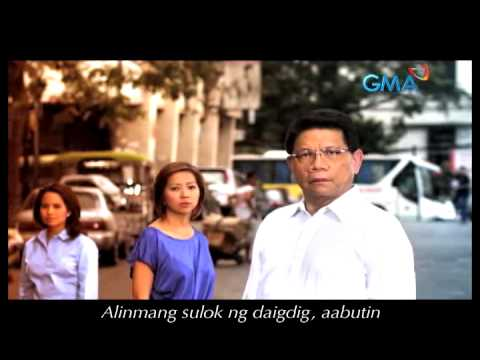 panata Sa Bayan (with Lyrics) video