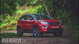 2017 Tata Nexon | Review, details and specifications | OVERDRIVE