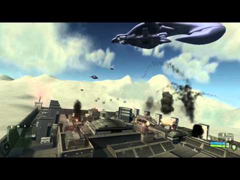 Star Wars VS Halo Alpha 1.0.0.3 Animated Cinematic Trailer