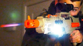 Nerf War: Halloween Horror
