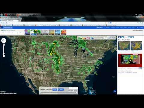 5/19/2013 -- RADAR pulse / 
